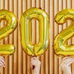 Silvester zu Hause feiern uns positive Gedanken haben