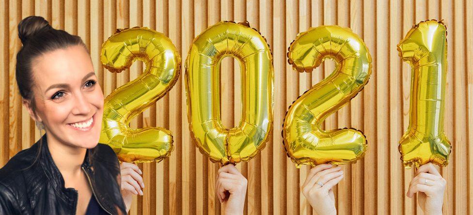 Silvester 2020 positive Gedanken Backstube Wuensche