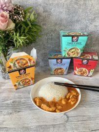 Thai Cube authentischees Thaifood Boxen Kitchen Joy266