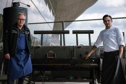 BBQ-Box to go BAVARIE UNDER FIRE BMW Welt 3