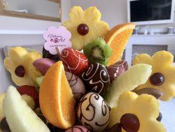 Delicious Art Obststraeuße Blumenstrauß aus Obst Muenchen 6
