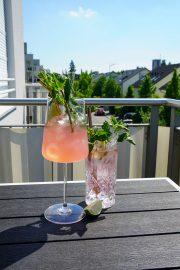 Glendalough Rose Gin -1