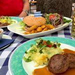 Vegane Schmankerl von GREENFORCE im HOFBRÄUKELLER Biergarten