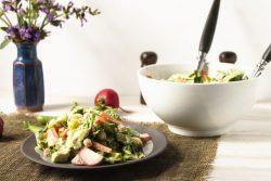 Kochen mit CBD Rezepte bowl